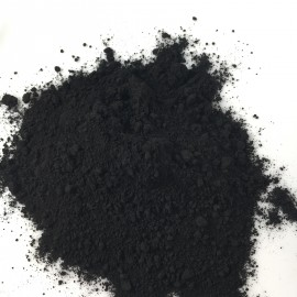 Fulton Black Pigment is a deep rich color. Perfect to make all shades of gray too!